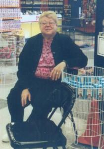 Barbara F at Weslayan